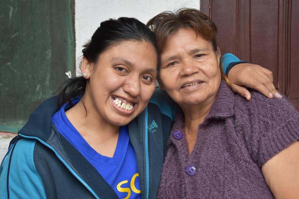 Una joven con discapacidad que es ejemplo e inspiración para sus compañeros del bachillerato