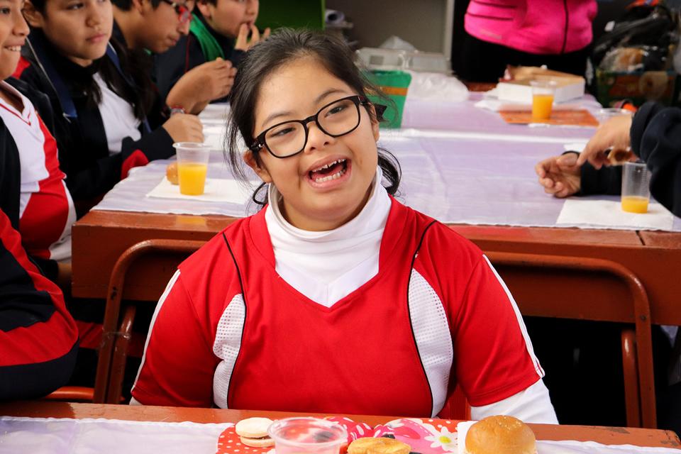 La responsabilidad compartida entre escuela y familia, la base de superación de una joven con síndrome de Down