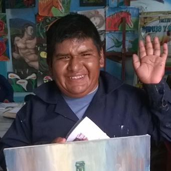 Del colegio al mundo laboral: una historia de vida signada por el arte y la educación